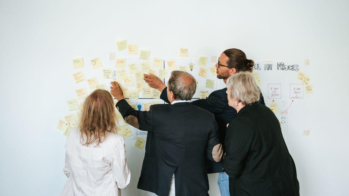 tips voor succesvolle workshop brainstorm melkhuisje