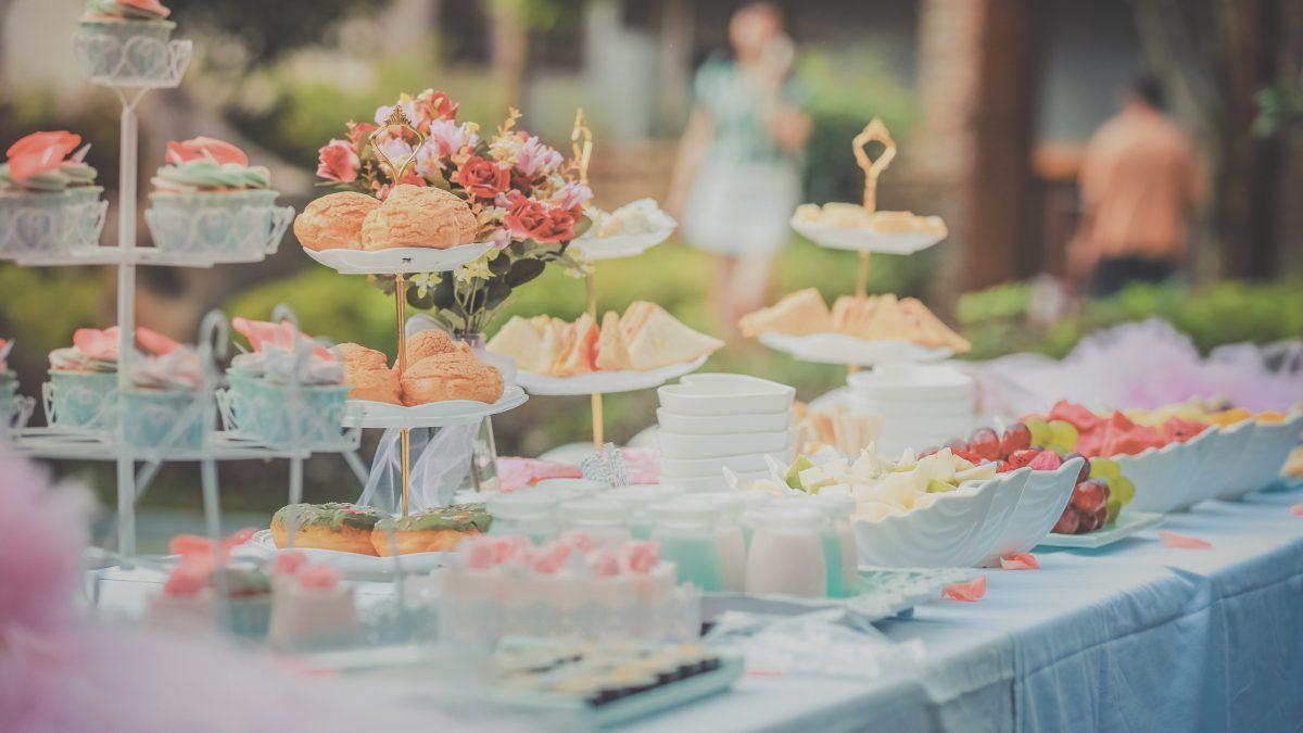 getallen die helpen bij je feest zoals high tea bij het Melkhuisje