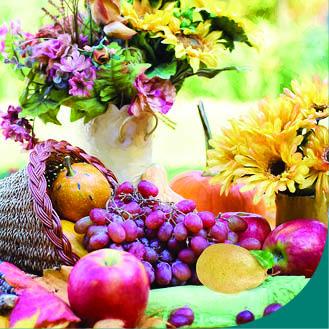 Communiefeest in de herfst. Maak er een prachtig feest van met deze tips